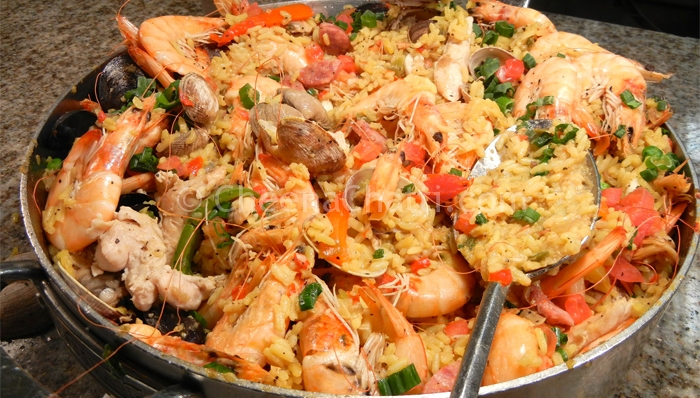 mexican paella