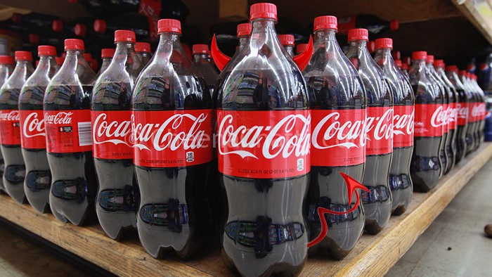 no coke or soda
