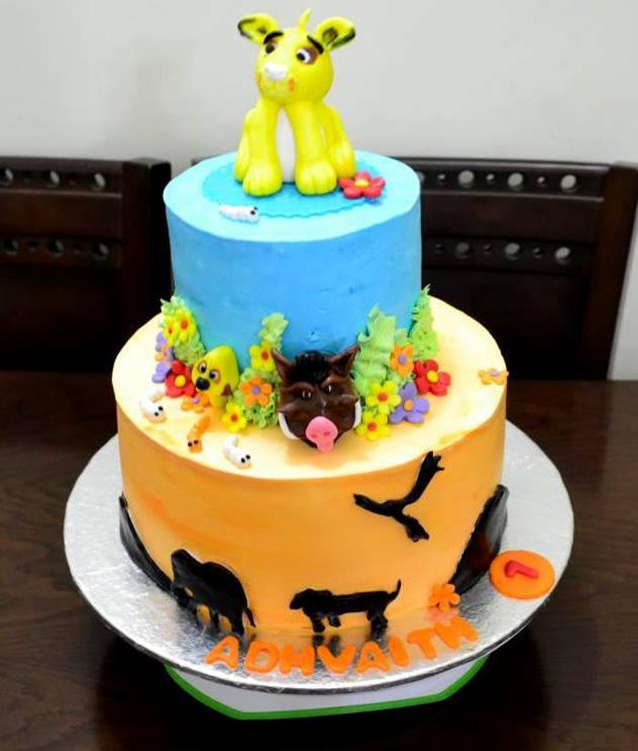 lionking cake