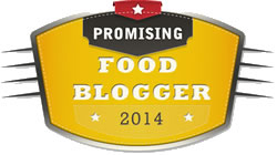 food blogger 2014