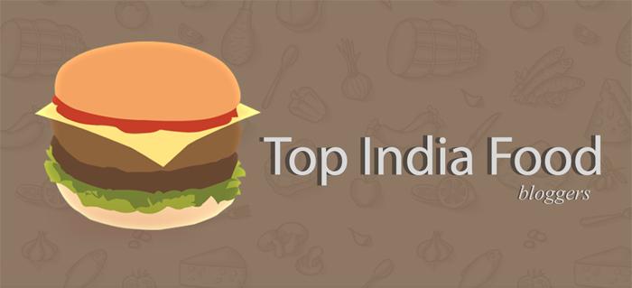 top india food blogs