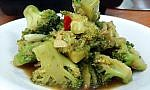 brocolli stir fry