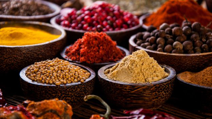 masala powder preparation